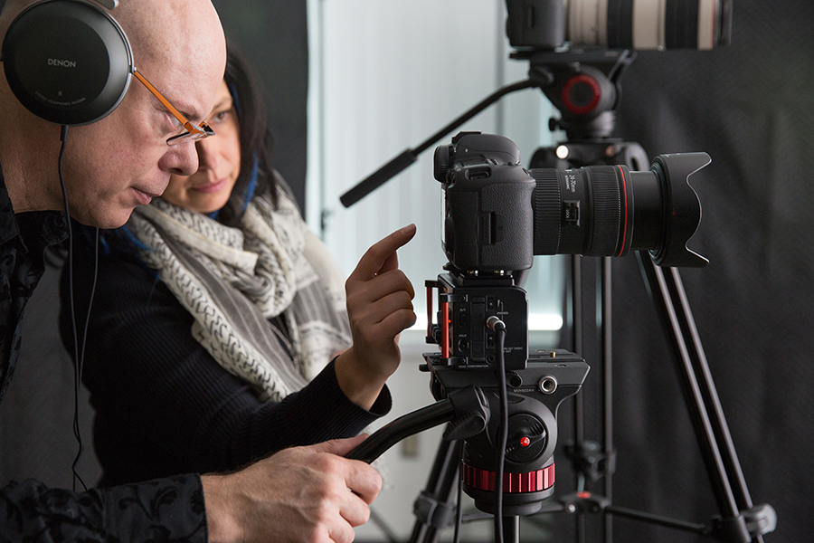 TJX video employee shoot
